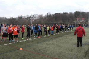 Jugend Tryout Maerz 2016