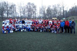 Razorbacks-U19 und Broncos U-19