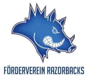 Logo Förderverein Razorbacks